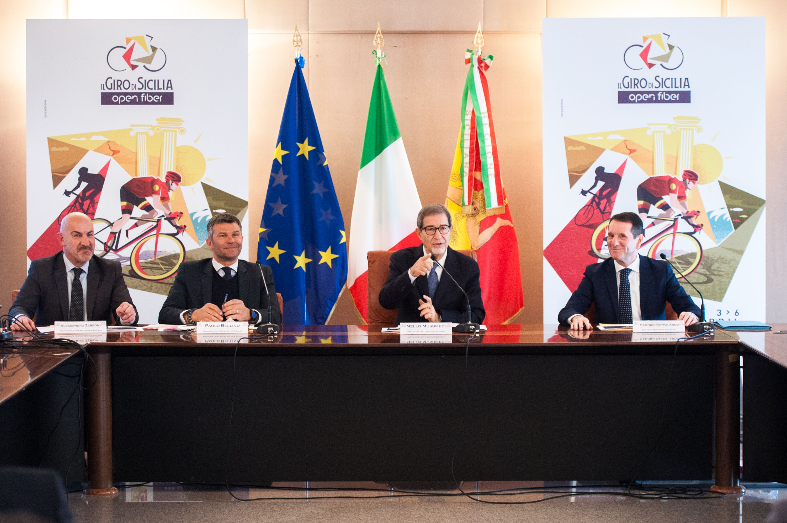 IL GIRO DI SICILIA IS BACK AFTER 42 YEARS
