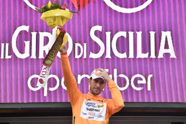 Foto LaPresse - Fabio Ferrari5 Aprile 2019 Ragusa (Italia)Sport CiclismoIl Giro di Sicilia 2019 - Tappa 3 - Da Caltanissetta a Ragusa - km 188Nella foto: Photo LaPresse - Fabio FerrariApril 5, 2019 Ragusa (Italy) Sport CyclingIl Giro di Sicilia - Stage 3 - From Caltanissetta to Ragusa - 116,8 milesIn the pic: