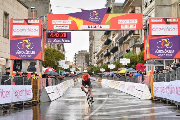 Foto LaPresse - Massimo Paolone5 Aprile 2019 Ragusa (Italia)Sport CiclismoIl Giro di Sicilia 2019 - Tappa 3 - Da Caltanissetta a Ragusa - km 188Nella foto: Photo LaPresse - Massimo PaoloneApril 5, 2019 Ragusa (Italy) Sport CyclingIl Giro di Sicilia - Stage 3 - From Caltanissetta to Ragusa - 116,8 milesIn the pic: