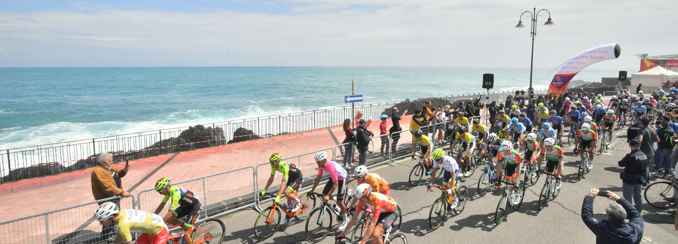 Stage 4 of Il Giro di Sicilia Open FIber 2019: Mount Etna will decide the final winner of the GC