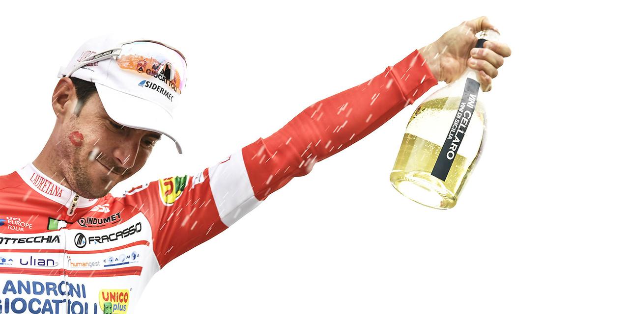Manuel Belletti Tappa 2 Stage 2 Giro di Sicilia