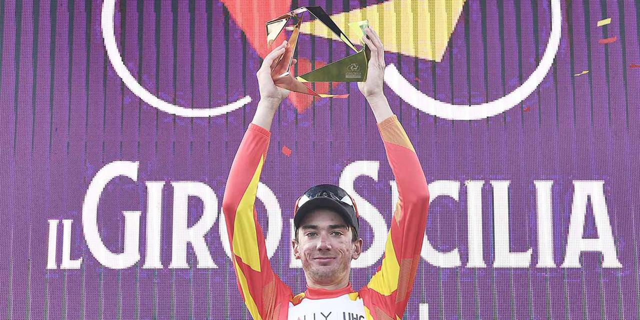 Ritorna il Giro di Sicilia dal 28 settembre al 1º ottobre