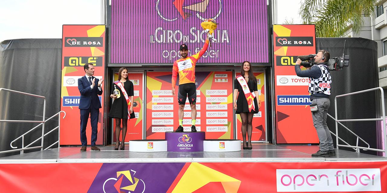 Giro di Sicilia 2019 Stacchiotti Tappa 1 Stage 1